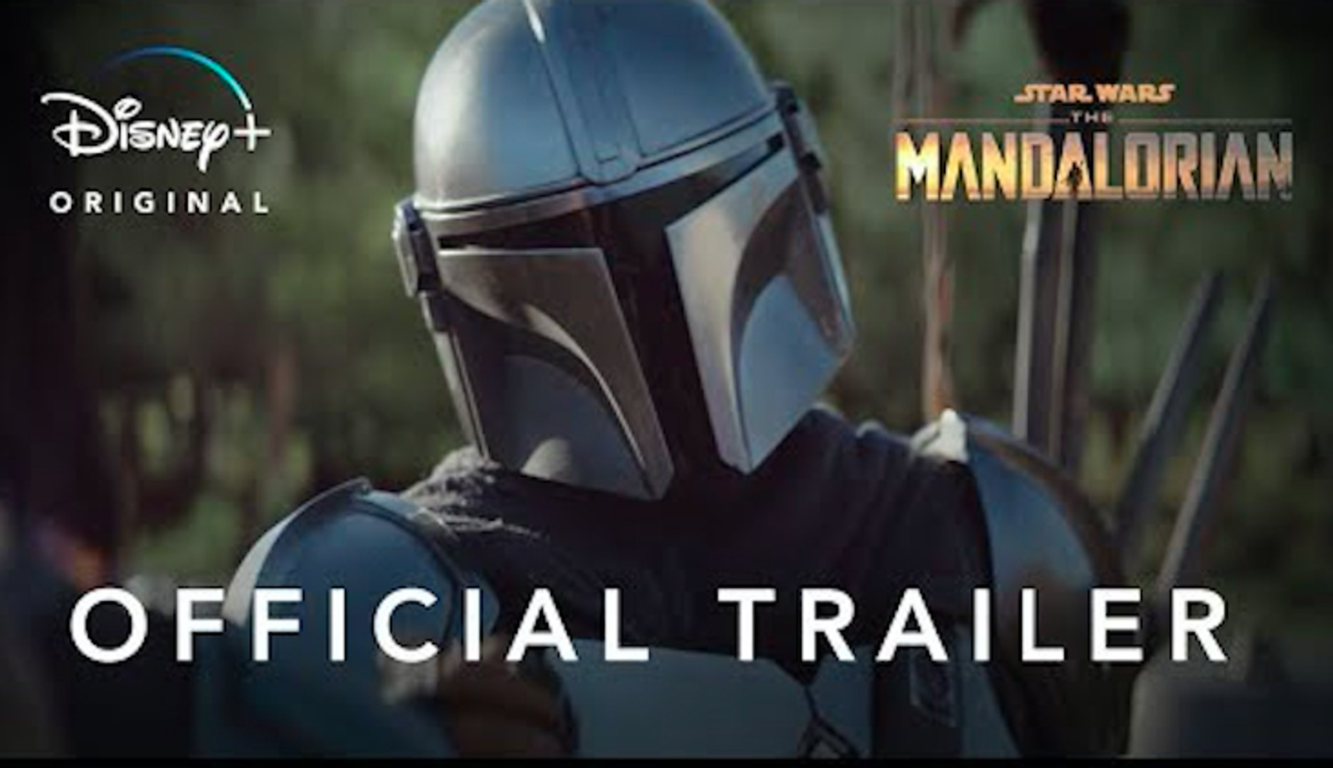 The Mandalorian Official Trailer 2 Star Wars Season 1 Disney Video Dailymotion