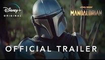 The Mandalorian – Official Trailer 2 _ Star Wars season 1 Disney