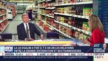 Loi EGalim: consommateurs perdants, consommation en baisse et PME fragilisées, Sophie Primas - 29/10
