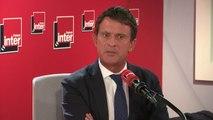 """Manuel Valls : """"Les Catalans ne sont pas un peuple en tant que tel, la Catalogne c'est l'Espagne"""""""