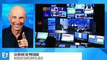 """Monsieur Régis de la SNCF : """"Cette grève c'est une belle façon de dire au-revoir à Guillaume Pépy, c'est un peu comme un pot de départ !"""" (Canteloup)"""