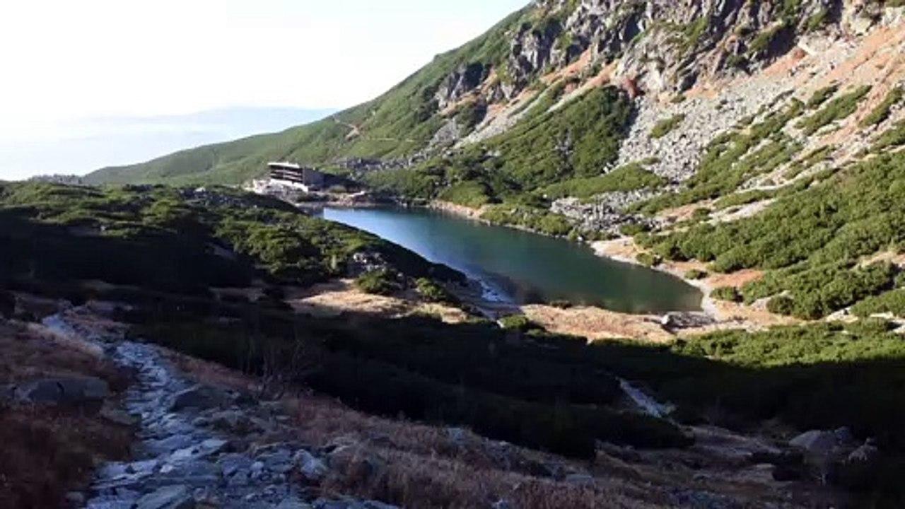 VYSOKÉ TATRY: Z Východnej Vysokej sú nádherné výhľady na celé Tatry