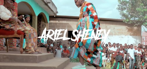 Ariel Sheney - Tchoko tchaka (Clip officiel)