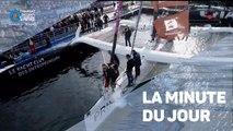 TRANSAT JACQUES VABRE - Minute du jour France Télévisions - 26/10/2019