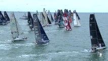Transat Jacques Vabre Normandie Le Havre2019 : Départ Transat Jacques Vabre Normandie Le Havre