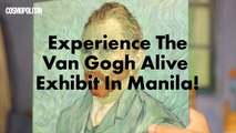 Experience The Van Gogh Alive Exhibit In Manila!