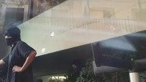 Estudiantes encapuchados impiden acceder a la UPF