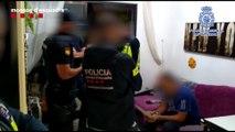 Detenidos dos atracadores que agredieron a una empleada