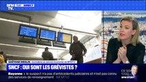 Quelle est l'origine de la grève de la SNCF sur l'axe Atlantique ?
