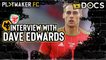Docs | Interview with former Wolves & Wales man Dave Edwards
