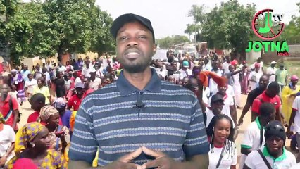 Message du Président Ousmane Sonko aux militants et sympathisants du PASTEF