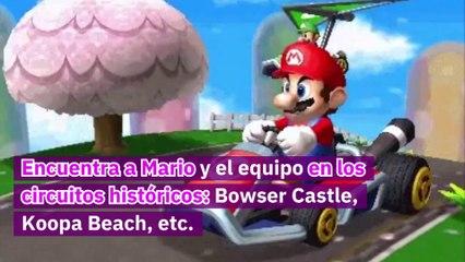 ¡Mario Kart finalmente en el móvil!