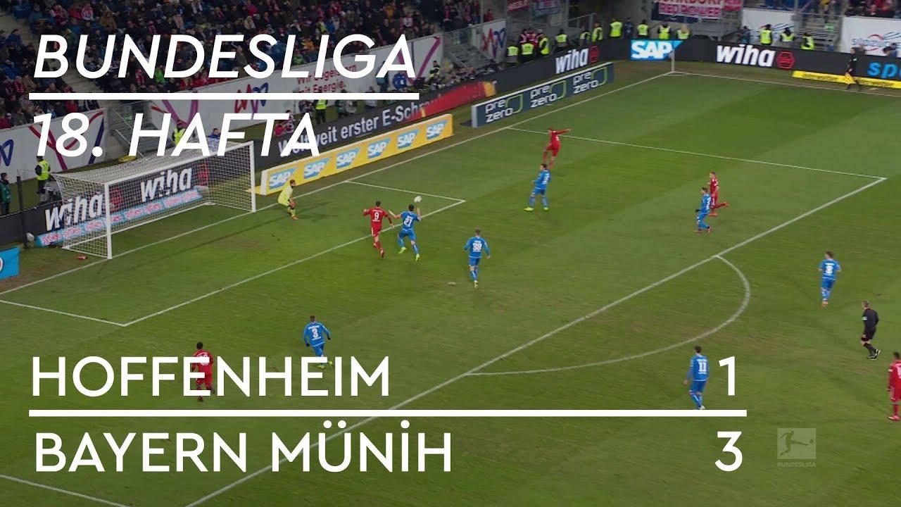Hoffenheim - Bayern Münih (1-3) - Maç Özeti - Bundesliga 2018/19