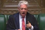 """""""Ooorder!""""  Speaker of the House John Bercow tritt ab"""