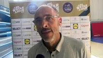 Gilles Derot avant Créteil - Istres Provence Handball en Coupe de la Ligue