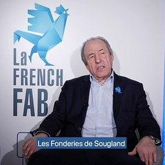 Yves Noirot , Fonderies de Sougland à l'état brut