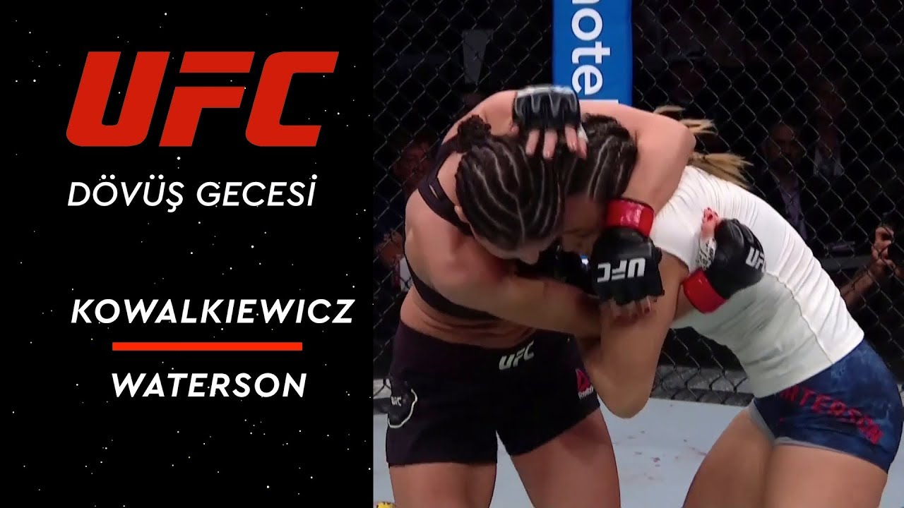 UFC on ESPN 2 | Kowalkiewicz vs Waterson