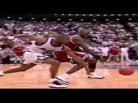 1995 NBA Playoffs - Michael Jordan'dan Beklenmeyen Hata!