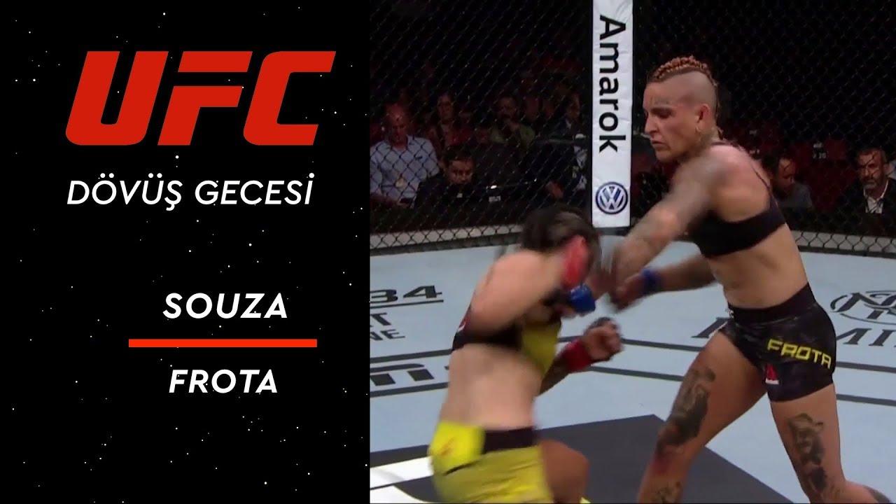 UFC Dövüş Gecesi 144 | Souza vs Frota