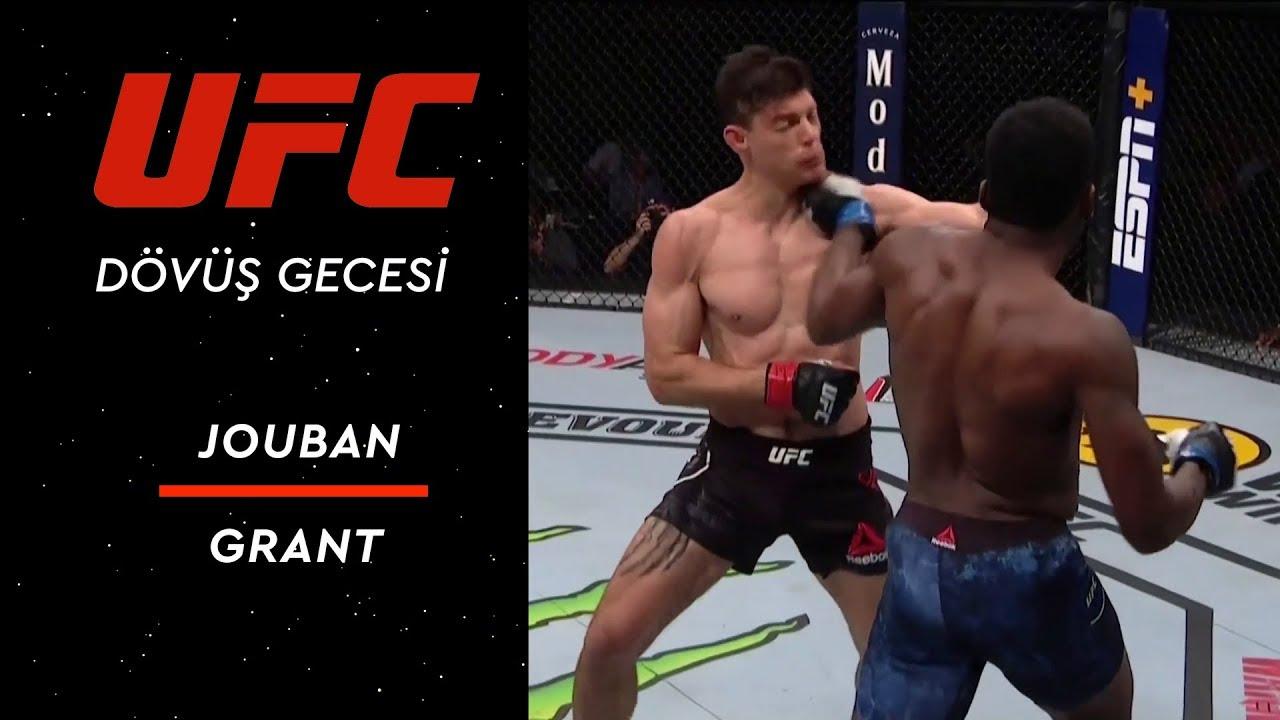 UFC 236 | Jouban vs Grant