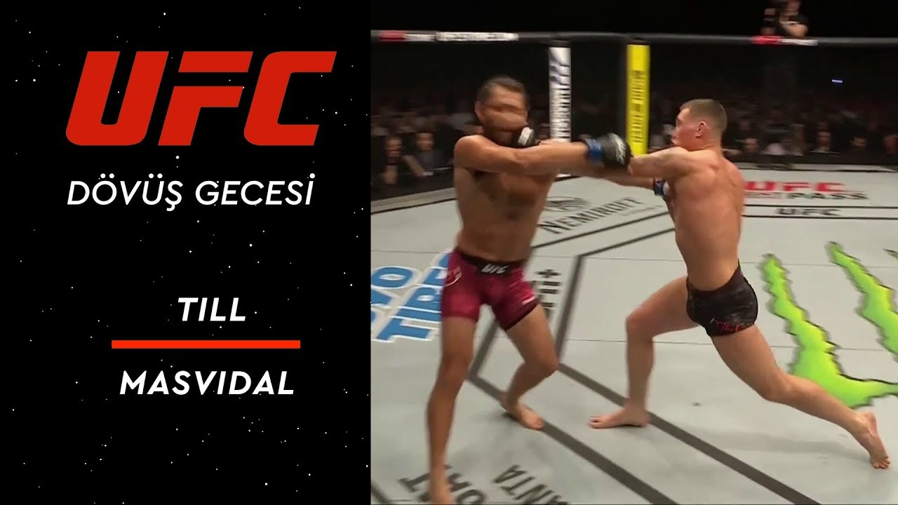 UFC Fight Night 147 | Till vs Masvidal