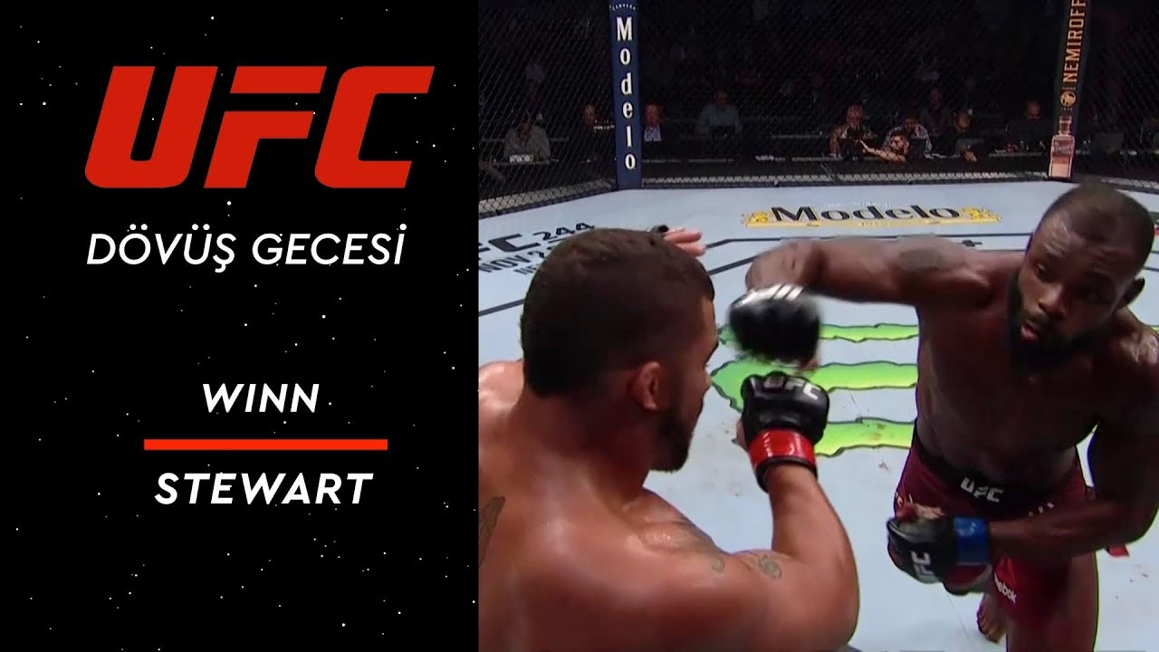 UFC on ESPN 6 | Winn vs Stewart