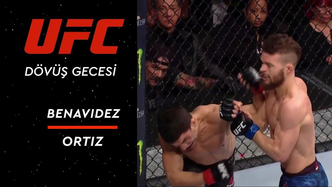 UFC Dövüş Gecesi 143 | Benavidez vs Ortiz