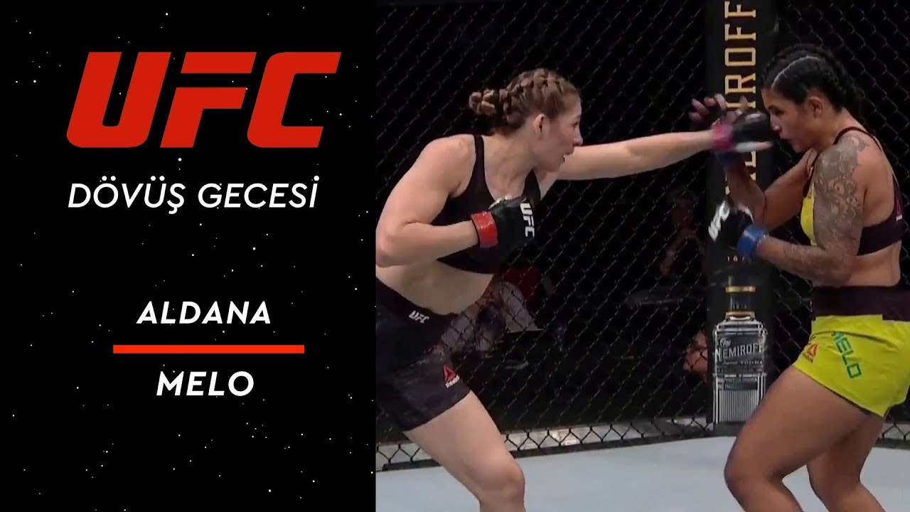 UFC Fight Night 159 | Aldana vs Melo