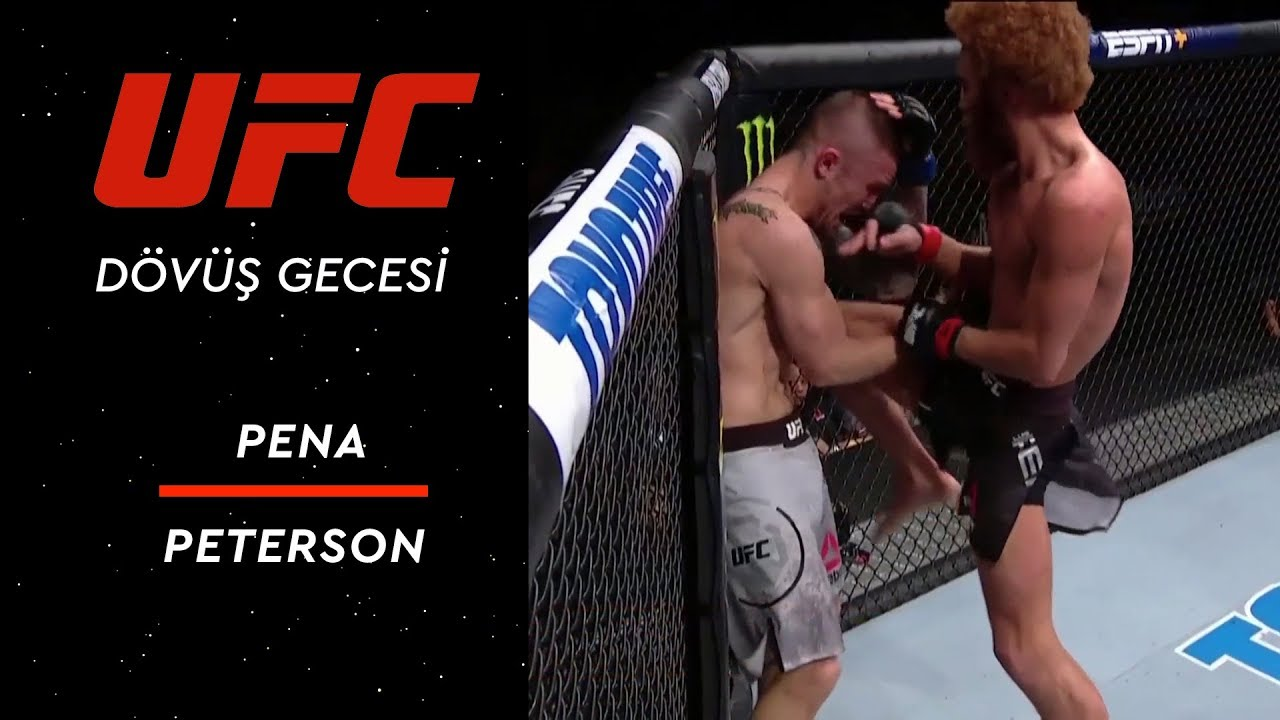 UFC Fight Night 148 | Pena vs Peterson