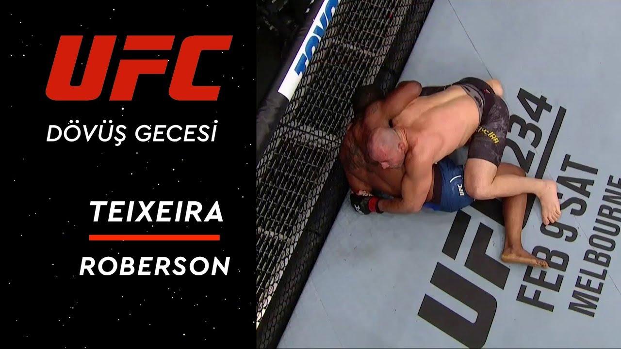 UFC Dövüş Gecesi 143 | Teixeira vs Roberson