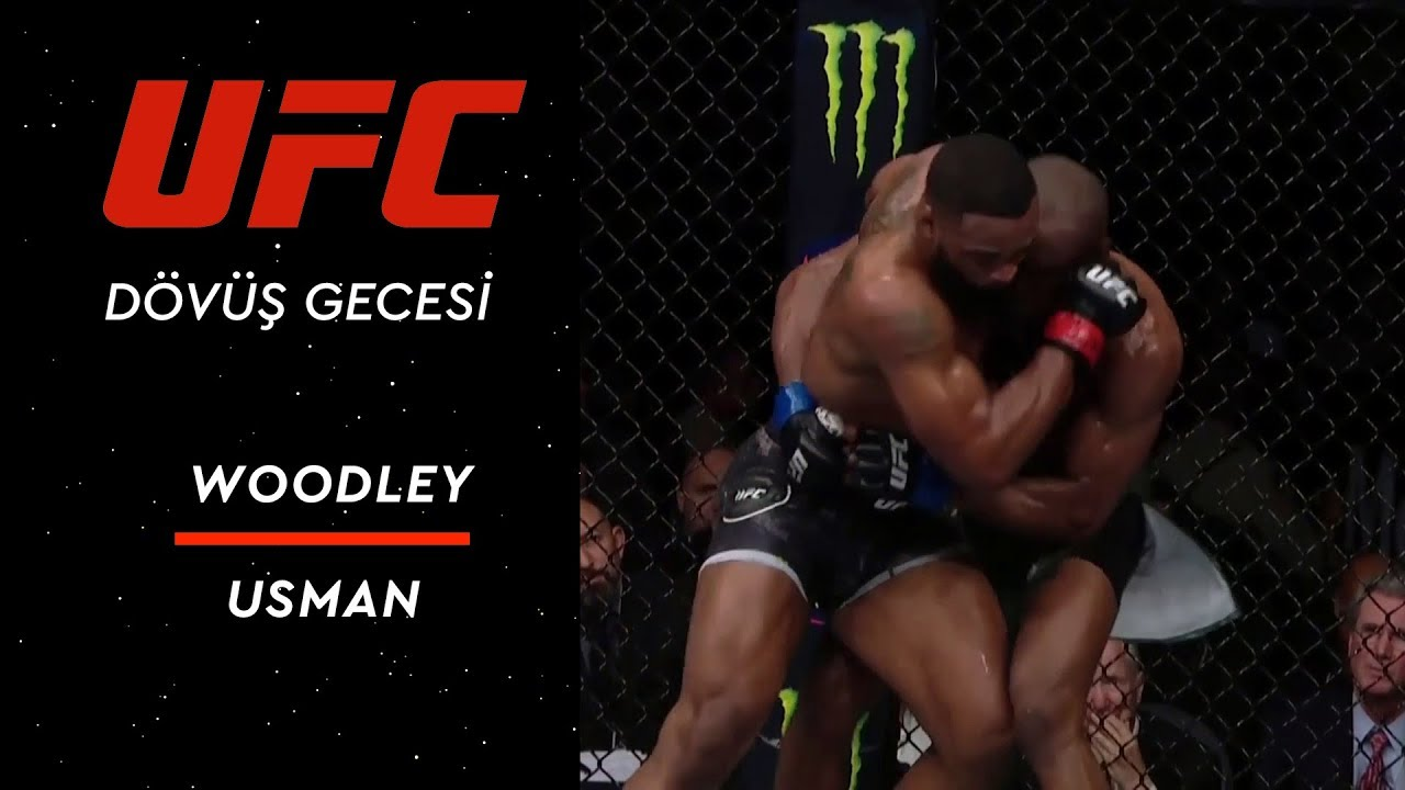 UFC 235 | Woodley vs Usman