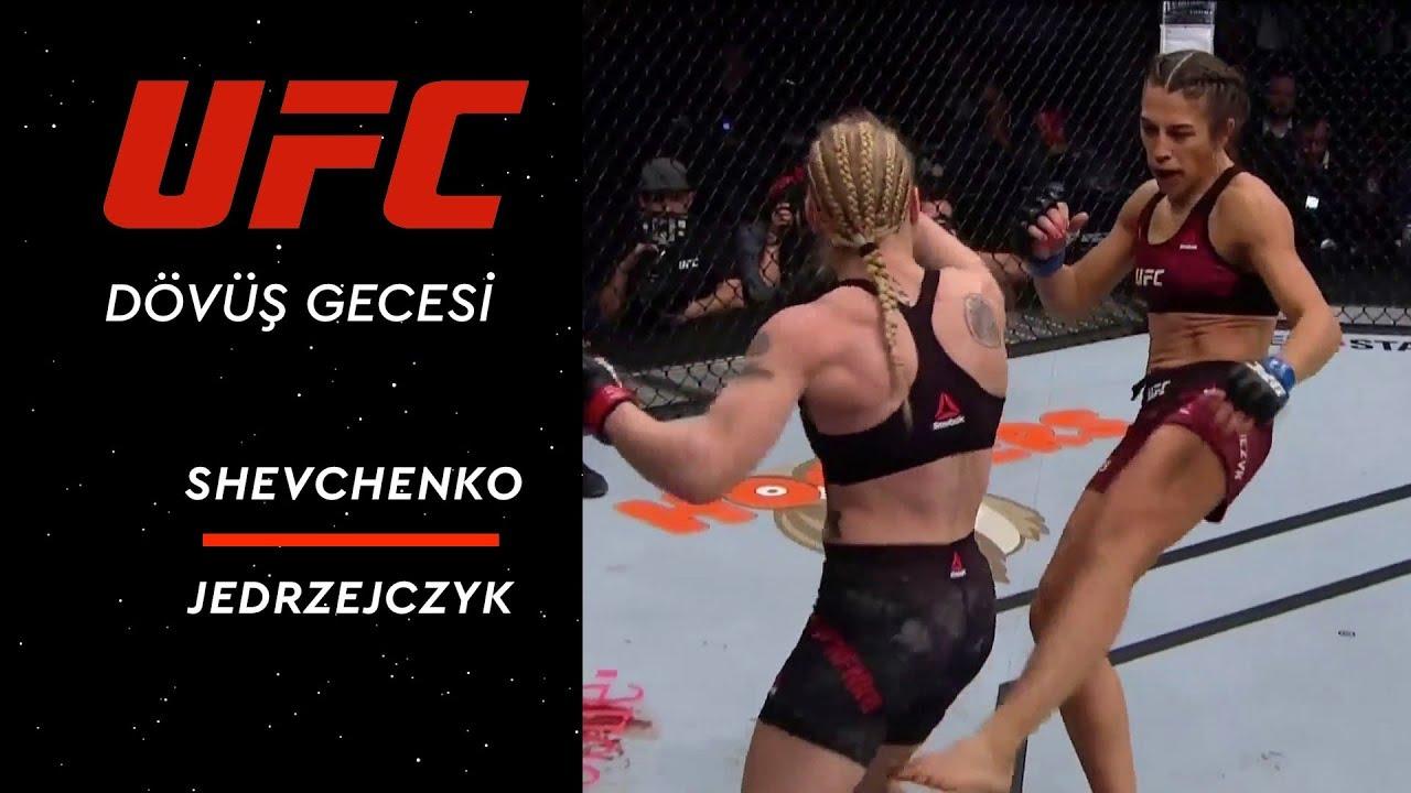 UFC 231 | Shevchenko vs Jedrzejczyk