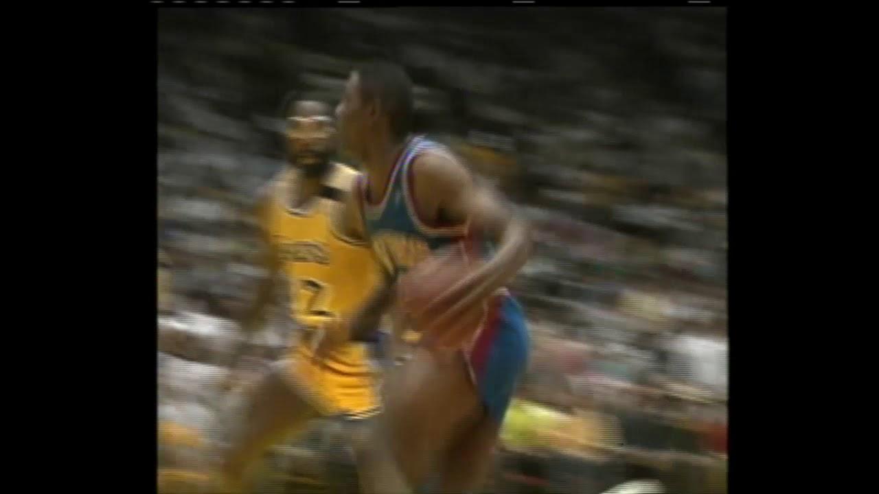 1989 NBA Finals - Dumars'dan Arka Arkaya 17 Sayı!