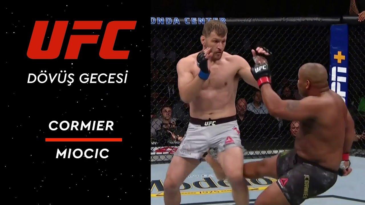 UFC 241 | Cormier vs Miocic