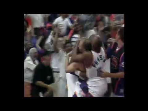 1997 NBA Playoffs - Rex Chapman'dan Son Saniye Üçlüğü!