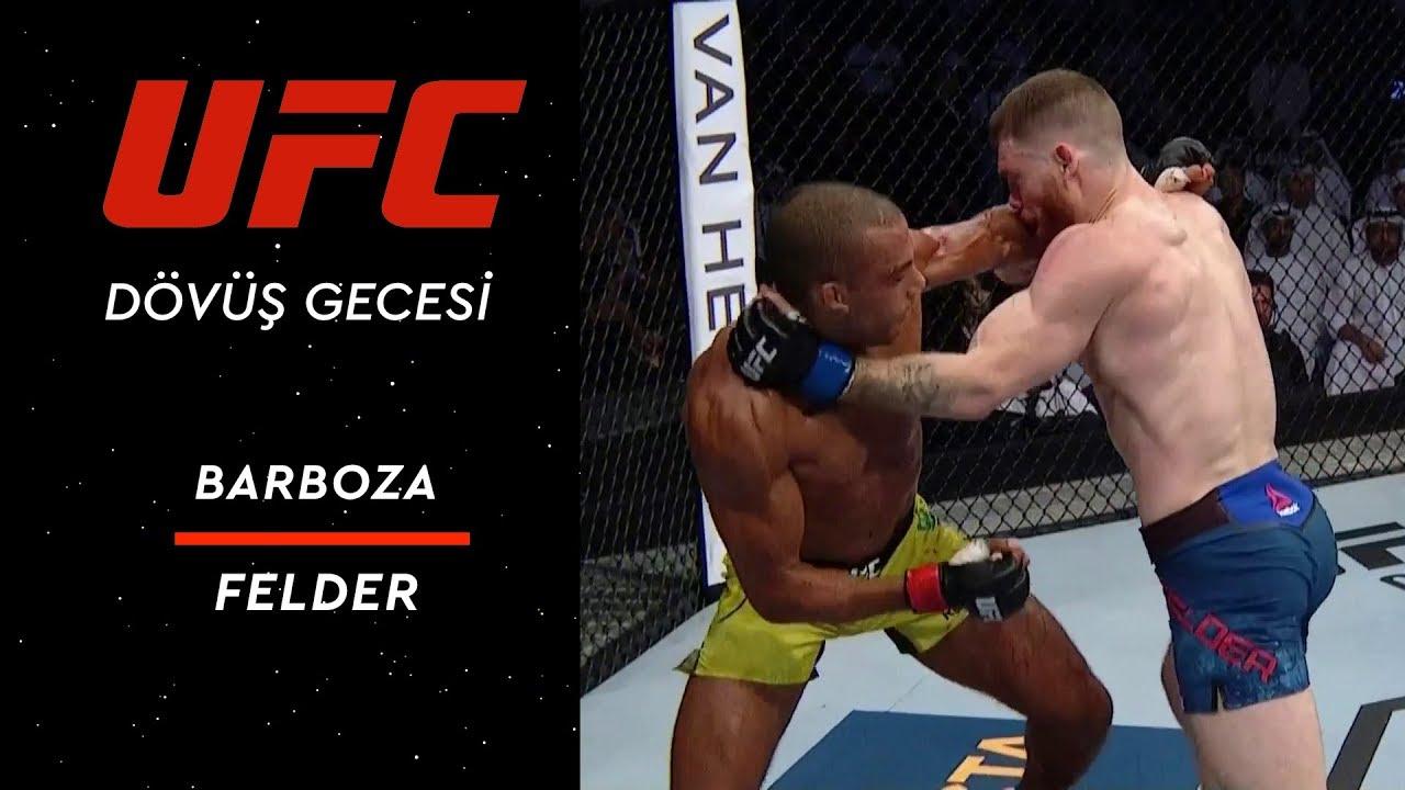 UFC 242 | Barboza vs Felder