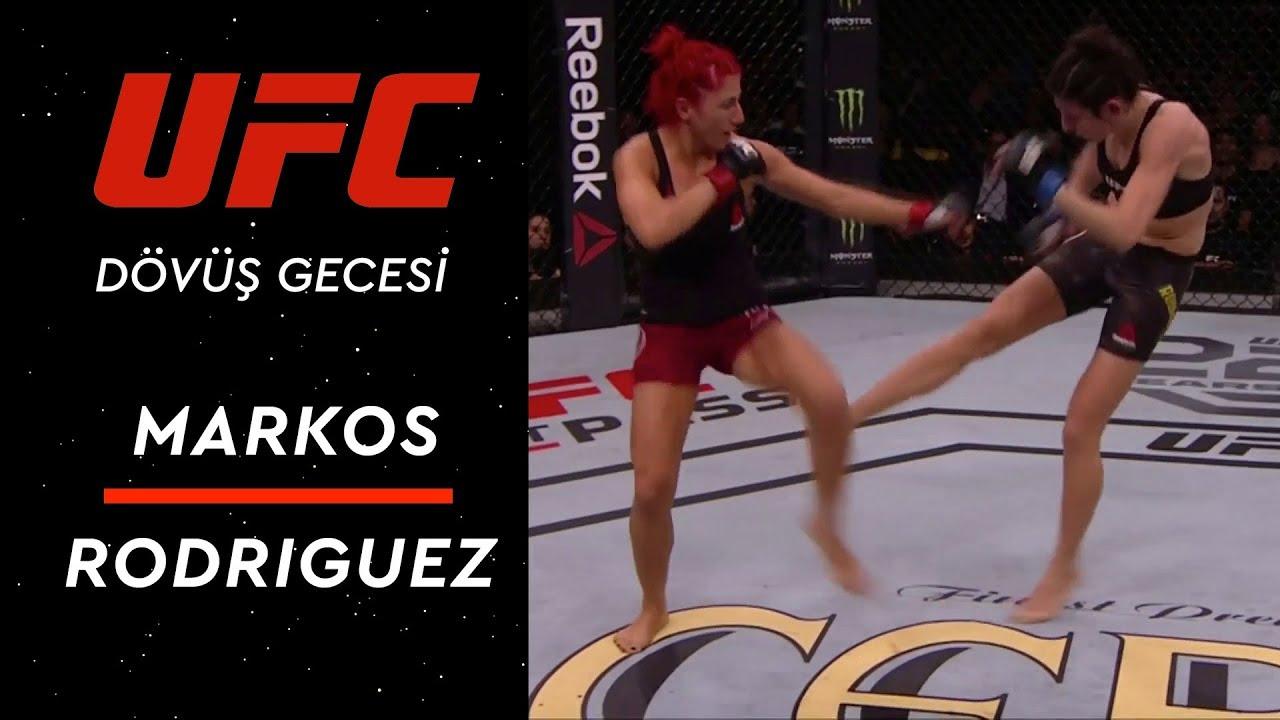 UFC Dövüş Gecesi | Markos - Rodriguez