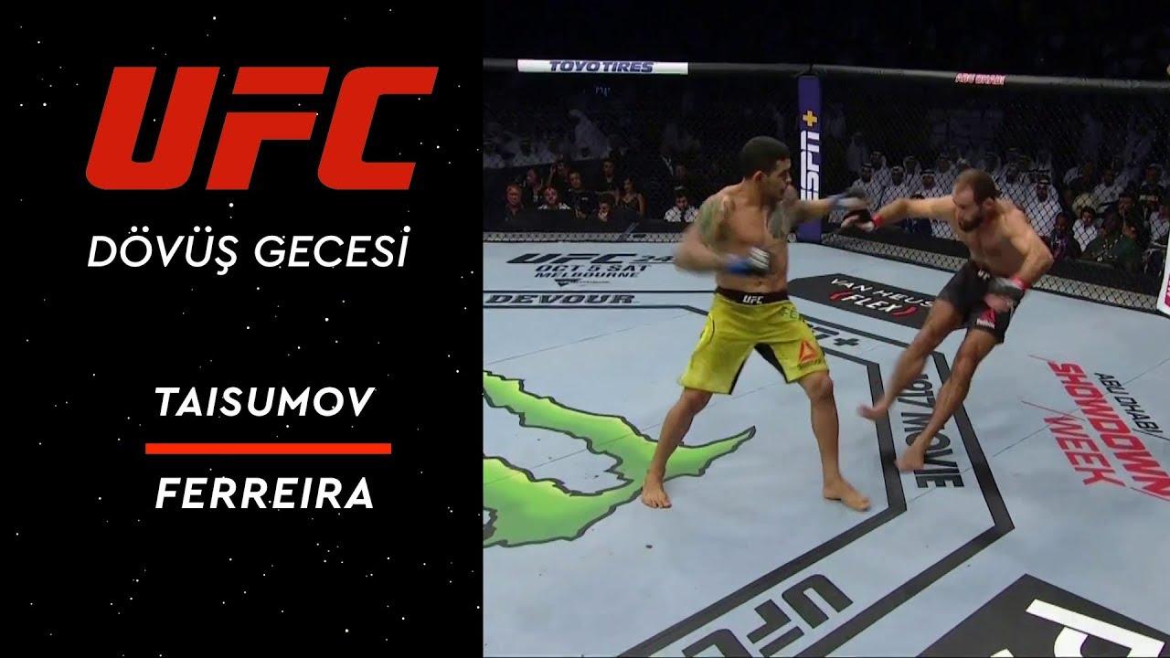 UFC 242 | Taisumov vs Ferreira