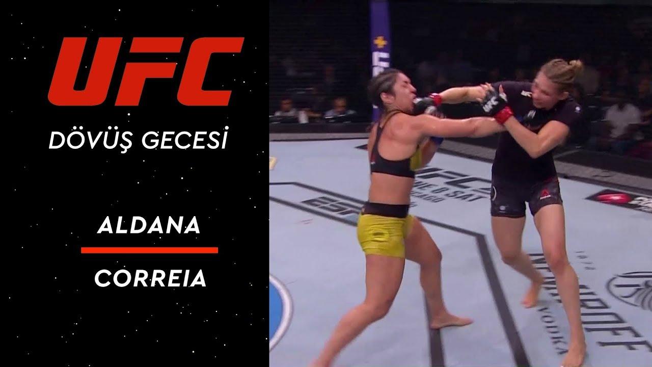 UFC 237 | Aldana vs Correia