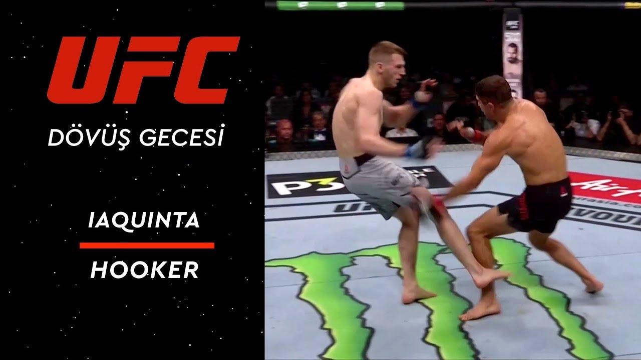 UFC 243 | Iaquinta vs Hooker