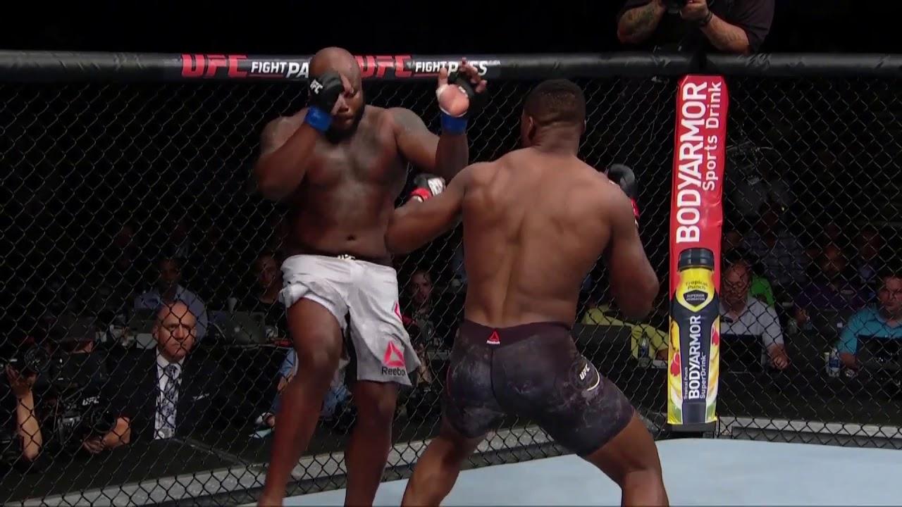 UFC Dövüş Gecesi I Ngannou vs Lewis