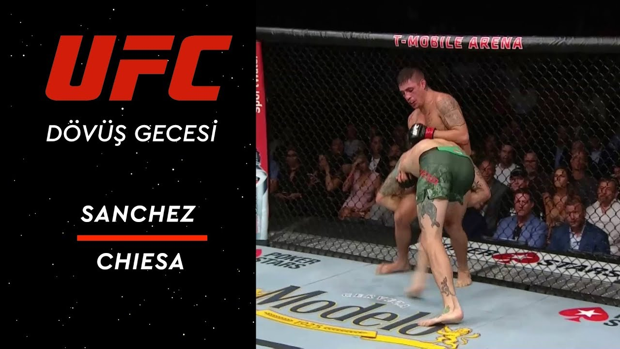 UFC 239 | Sanchez vs Chiesa