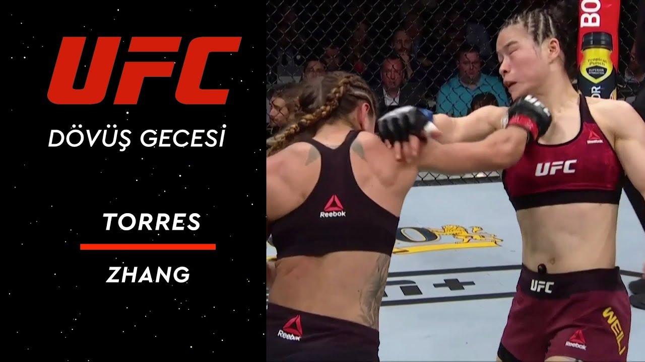 UFC 235 | Torres vs Zhang