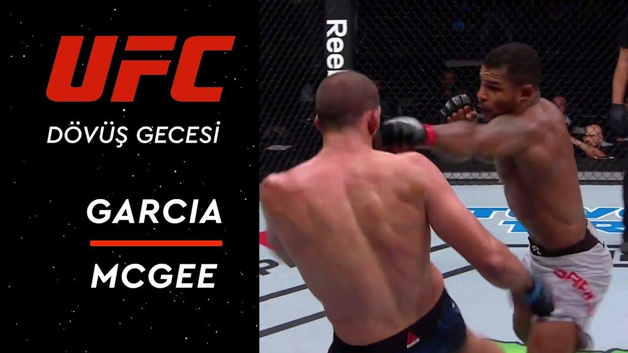UFC Dövüş Gecesi | Garcia vs McGee