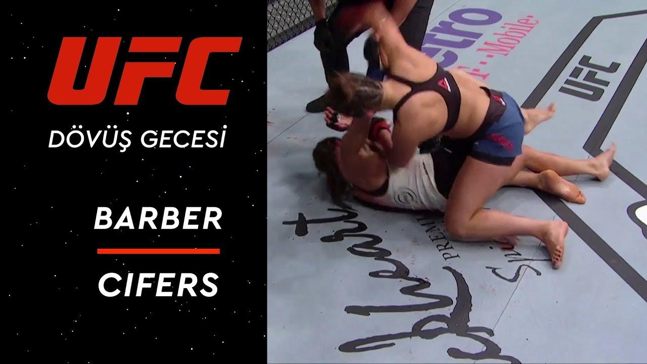 UFC Dövüş Gecesi | Barber vs Cifers