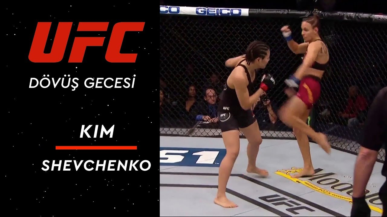 The Ultimate Fighter Season 28 Finale | Kim vs Shevchenko