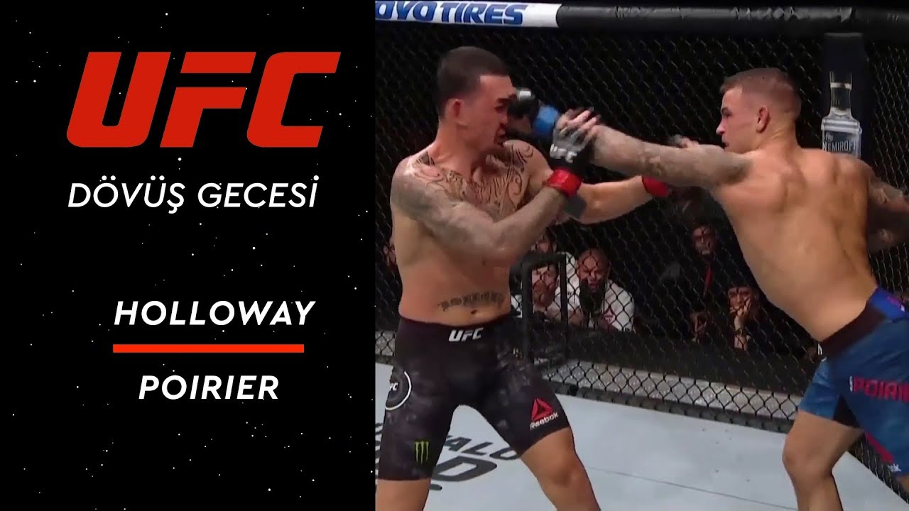 UFC 236 | Holloway vs Poirier