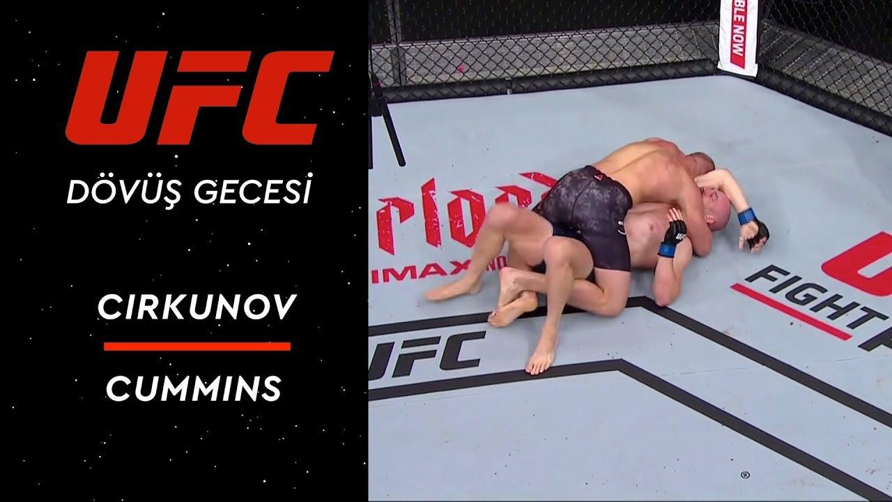 UFC Dövüş Gecesi | Cirkunov vs Cummins