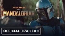 The Mandalorian (STAR WARS) – Official Trailer 2  Disney+  Streaming Nov. 12