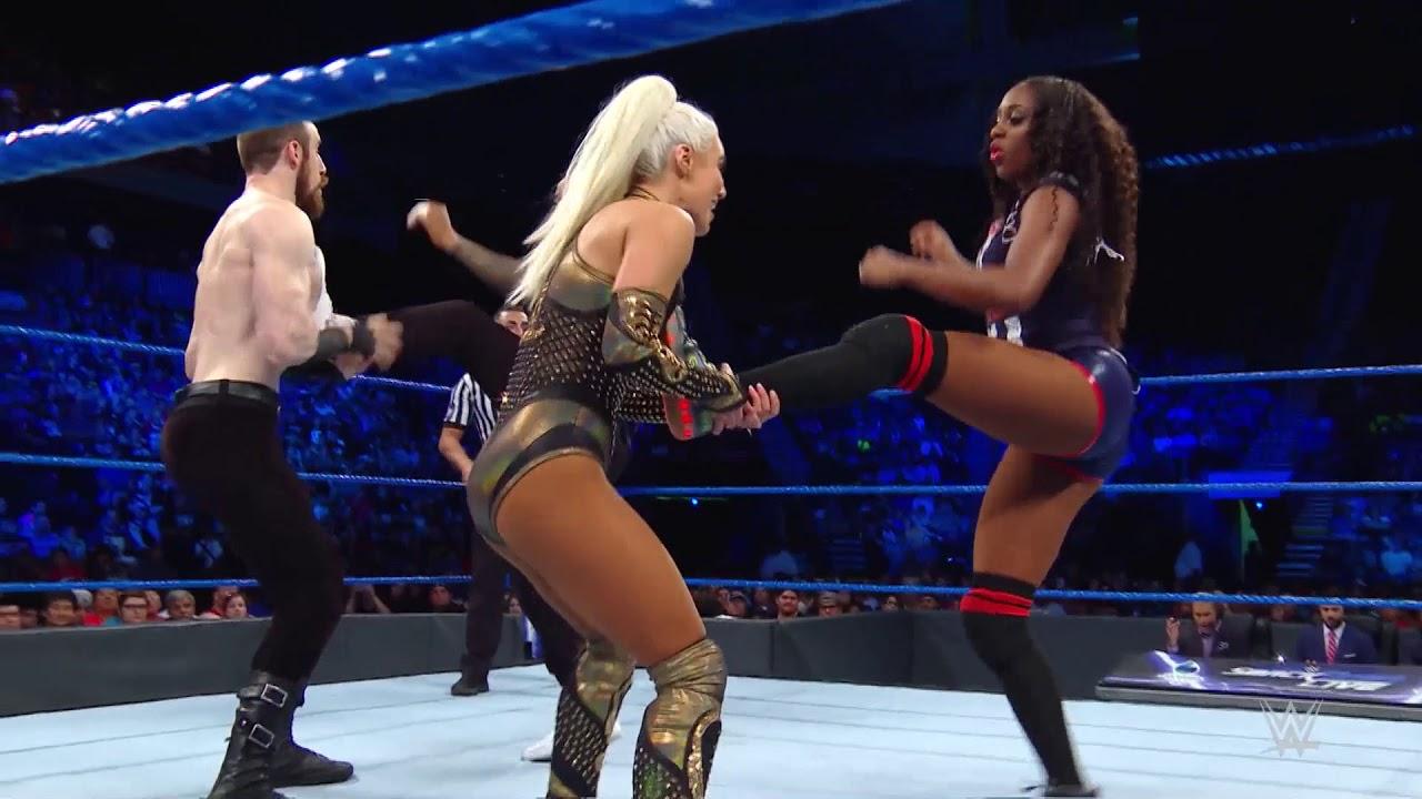 WWE SmackDown'da Büyük Kapışma!